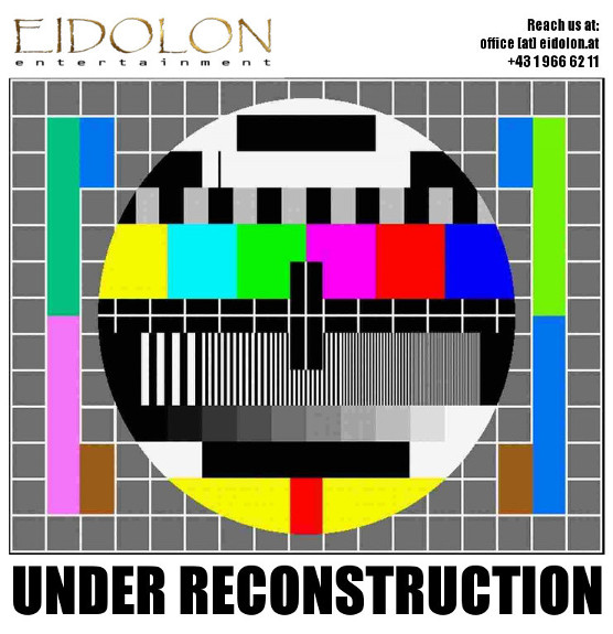 Eidolon Entertainment - Under Reconstruction